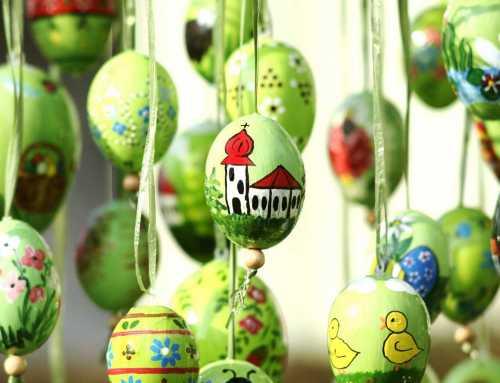 Acasă de Paște. Activități tematice pentru copii