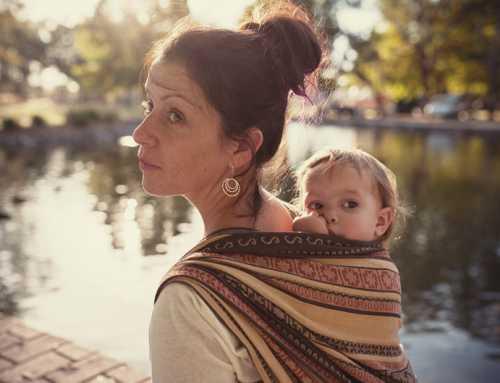 Ce sistem de purtare alegi în funcție de vârsta bebelușului